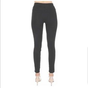 Pants - Women's Mid Rise Moto Style Leggings NWT